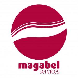magabel logo 2013 pantone200c